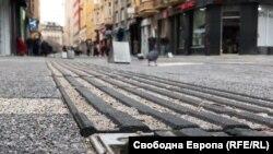 """Резутатът от ремонта на ул. """"Граф Игнатиев"""""""