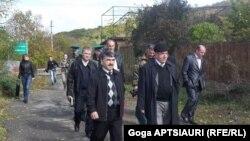 Сегодня представители Южной Осетии, России, Грузии и Евросоюза съехались в селение Двани, где по традиции проходят встречи в формате механизмов по предотвращению и реагированию на инциденты