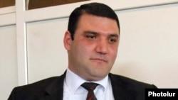 Armenia -- Gevorg Kostanian, the newly appointed chief military prosecutor.