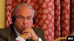 Амбасадорот на ОБСЕ, Ралф Брет