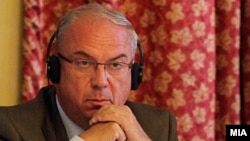 Амбасадорот на ОБСЕ во Скопје, Ралф Брет