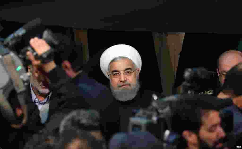 خیلیها معتقدند که حسن روحانی با درگذشت آیتالله هاشمی رفسنجانی بزرگترین حامی خود در داخل قدرت را از دست داد.