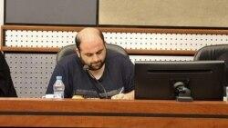 جایزه آزادی مطبوعات برای محمد مساعد