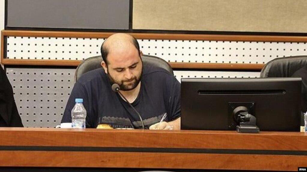 Mohammad Mosaed (file photo)