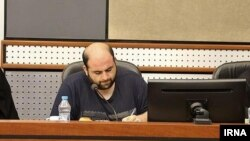 IRAN -- Journalist Mohammad Mosaed