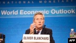 Главный экономист МВФ Оливье Бланшар