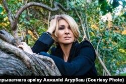 Сьпявачка Анжаліка Агурбаш