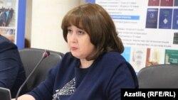 Лилия Әхмәтҗанова