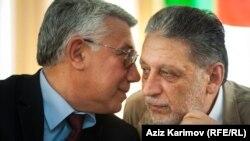 Eldar Namazov və Eldəniz Quliyev