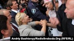 Тимошенко знову в суді
