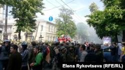 Столкновения в Одессе. 2 мая 2014 года