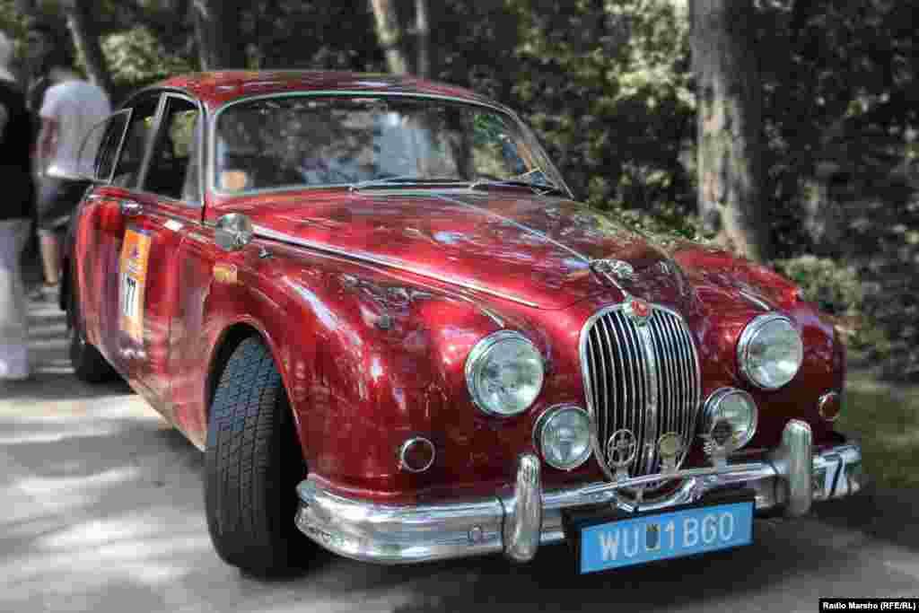 Jaguar Mark 2, Британи, седан, 1959