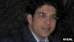 رامتین سودمند حدود دو ماه پیش در مشهد بازداشت شده بود.(عکس: RFE/RL)