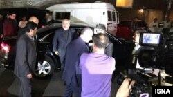 آقای ظریف و هیئت ایرانی در مراسم «شب احیا» در وین