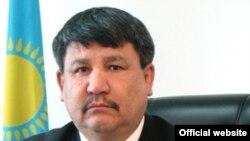 Адылгазы Бергенев, бывший аким Восточно-Казахстанской области.