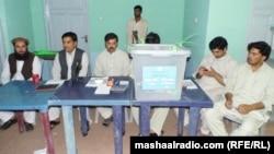 Пребројувањето на гласовите во Авганистан
