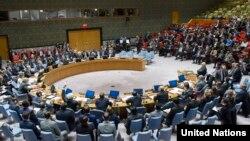 Ілюстративне фото. Засідання Ради безпеки ООН