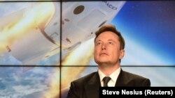 Основатель компании SpaceX Илон Маск.