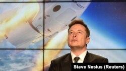 Miliarderi Elon Musk.