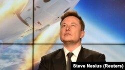 Керівник американської корпорації Tesla Ілон Маск