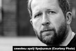 Бацька Івана Краўцова Яўген