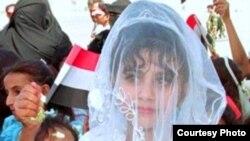 الزواج في السن المبكر في العراق