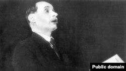 Якуб Колас у Парыжы, 1935 год.