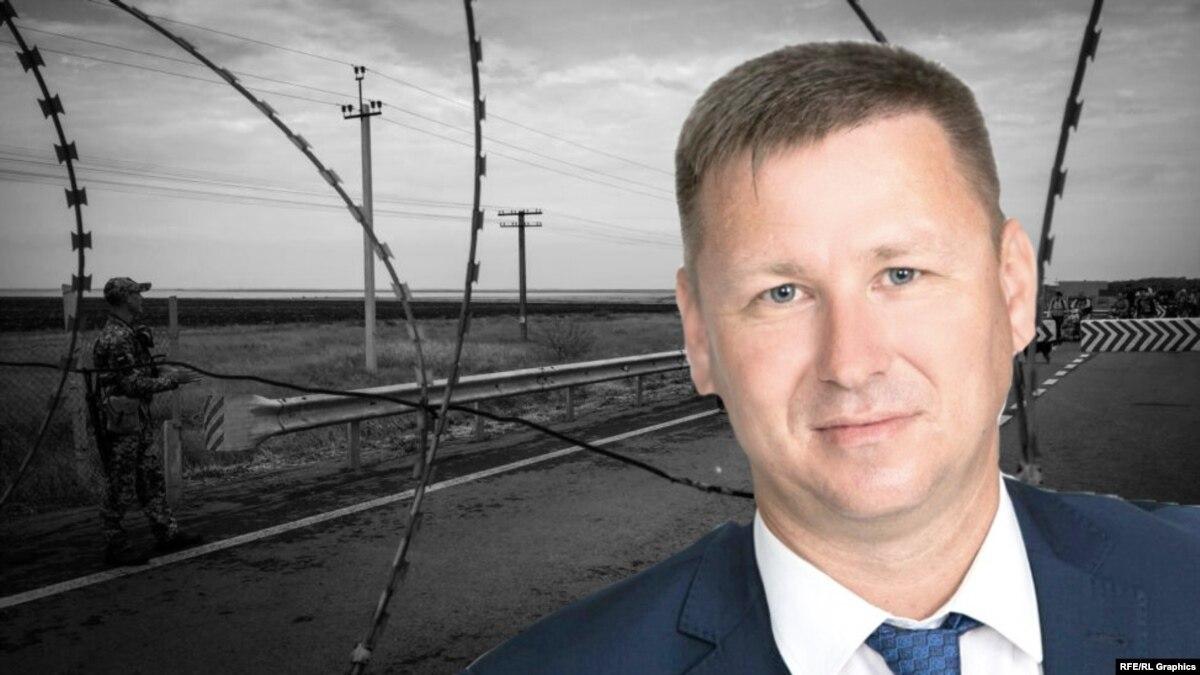 СБУ задержала крымского «единоросса», который ехал по украинский паспорт