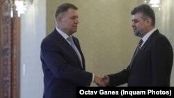 Marcel Ciolacu i-a răspuns președintelui Iohannis după ce acesta a criticat decizia PSD de a boicota votul de învestitură din parlament dat guvernului Orban