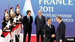 Претходната средба на земјите од Г-20 во Кан во ноември 2011