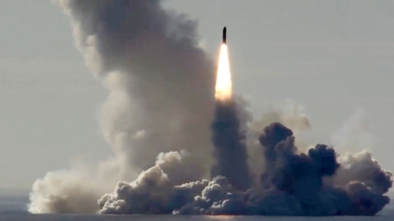Report: U.S. Officials Discussed Conducting First Nuke Test In Decades