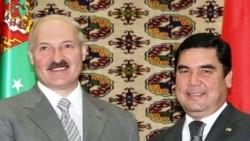 """Lukaşenko Türkmenistandaky täze ilçisine Garlyk kombinaty bilen bagly ýagdaýa """"mynasyp çykalga"""" tapmagy tabşyrdy"""