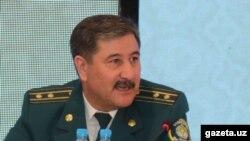 Подполковник Илҳом Турғунов