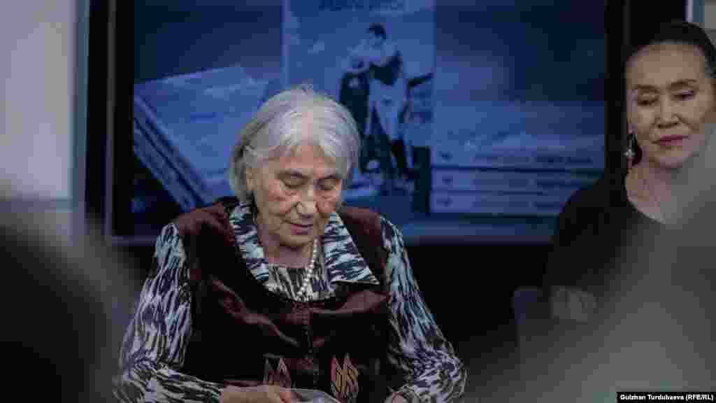 Роза Айтматова.