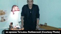 Инвалид Олег Любимский, объявивший голодовку в иркутской колонии №6