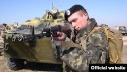 Салдат украінскага войска