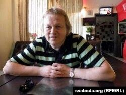 Беларускі актывіст Алег Рудакоў