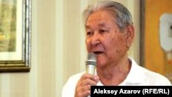 Серікболсын Әбділдин. Алматы, 22 тамыз 2012 жыл.