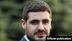 Пресс-секретарь премьер-министра Армении Арман Егоян (архив)