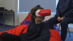 Виртуелна реалност во полза на аутистични деца