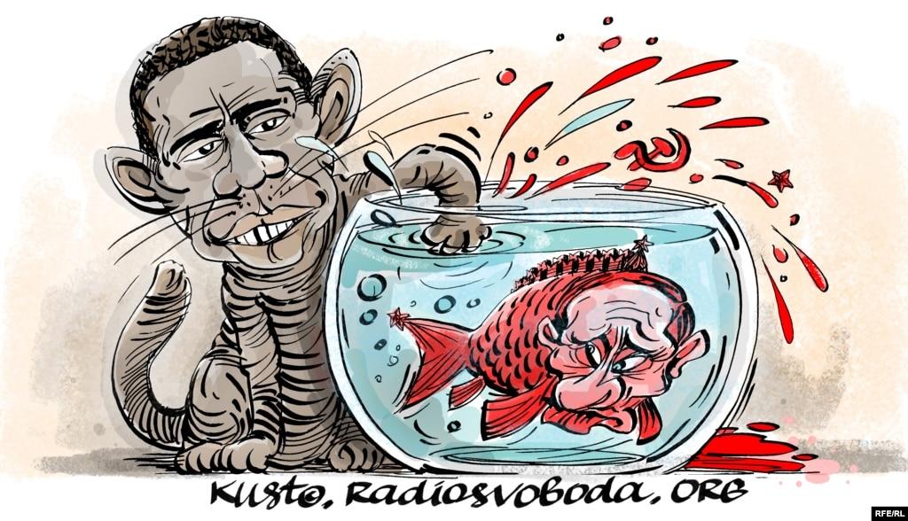 Обама зустрінеться зПутіним «після неодноразових запитів Кремля»