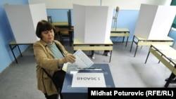 Glasanje u Sarajevu na lokalnim izborima 7. oktobra