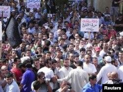 Антиурядові протести в Сирії