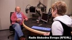 Zijah Sokolović u razgovoru sa Sabinom Čabaravdić