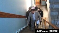 Амир Туйгунов в суде