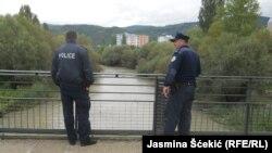Policija u severnoj Mitrovici
