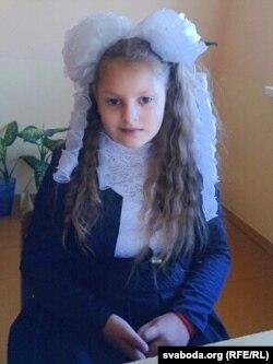Соф'я Абуховіч, школьніца