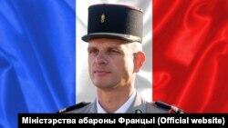Андэй Жук, фота з сайту Міністэрства абароны Францыі