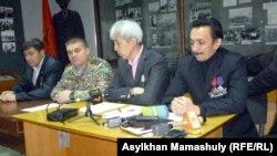 Qazaxıstanın Əfqanıstan veteranları