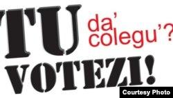 Moldova - logo elections campaign